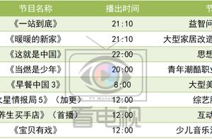 周间综艺速递  五大卫视四台双十一晚会正面刚,《令人心动的offer2》开播正片