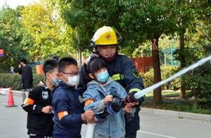 119消防安全奇妙之旅在上海国际旅游度假区开启