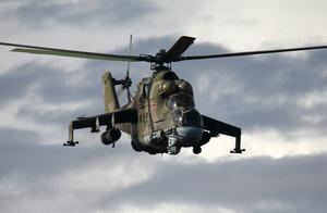 阿塞拜疆承认击落俄军米24直升机称是一起意外并非有意针对俄方