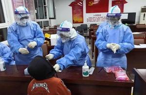 现场直击!天津汉沽街市民连夜核酸检测,今早8点已达5.1万人