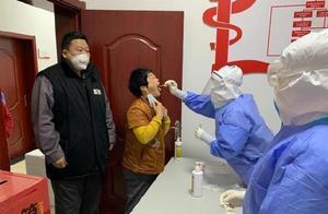 直击现场|争分夺秒!汉沽街市民连夜核酸检测,今早8点已达5.1万人