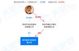 腾讯回应马化腾卸任财付通法定代表人:已于10月获央行批准
