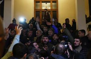 亚美尼亚总理称官邸遭洗劫 电脑和手表等物品失窃