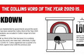 柯林斯词典:这个词最能代表2020年