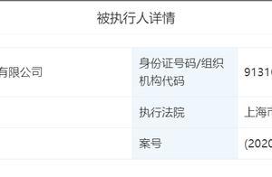 汉堡王上海公司成被执行人,315晚会曾曝加盟商用过期原料
