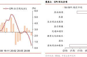 「华泰固收 通胀」核心通胀继续筑底——2020年10月通胀数据点评