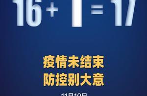 31省区市新增17例确诊 安徽新增1例本土确诊