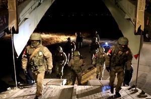 亚美尼亚防长:感谢俄罗斯在纳卡部署维和部队,这是最好选项