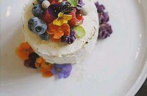 原来冬日小确幸:紫薯吐司蛋糕才是真正的米饭杀手