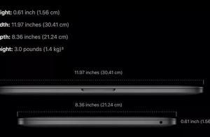 新款MacBook Air和MacBook Pro的最大区别是风扇