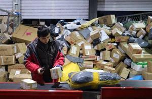 国家邮政局:双11日均快递量或增一倍,快递企业招49万临时工