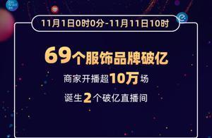 """天猫""""亿元俱乐部""""曝光:服饰家电3C成主角"""