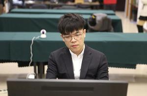 柯洁首次杀进LG杯决赛,决赛将战99年韩国新秀申旻埈