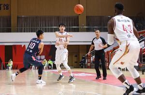 广东133-125险胜浙江 浙江男篮赛季首败