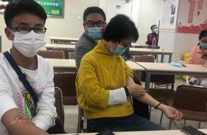 """""""熊猫血""""伤者抢救记:从9日凌晨开始,医生一直在与时间赛跑"""