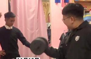 猛男也有少女心!郑州高校一男生宿舍打造粉红顽皮豹主题爆火