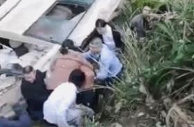 福建南平发生一起交通事故 造成9死5伤