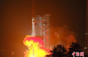 天通一号02星发射成功 将为中国及周边等地区提供移动通信服务