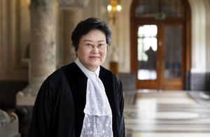 国际法院首位中国籍女法官,连任!