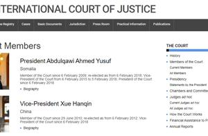 国际法院首位中国籍女法官,连任!出生于上海,现年65岁