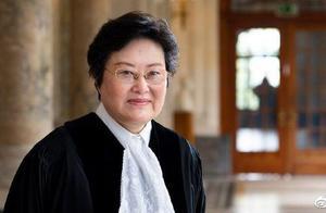 这位中国籍女法官成功连任国际法院法官,曾任外交部条法司司长