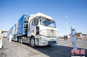 蒙古国3万只捐赠羊全部抵达中国