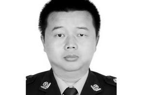 痛心!温江禁毒民警抓捕嫌疑人时不幸坠楼 因公牺牲