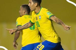 世预赛-菲尔米诺破门 巴西1-0委内瑞拉三连胜领跑