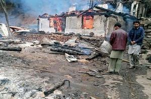 印巴在克什米尔大规模交火 已致14死数十人伤