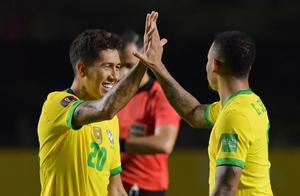 世预赛巴西小胜委内瑞拉 继续领跑南美区
