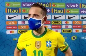 里贝罗:很遗憾内马尔受伤 身披巴西10号球衣让我感到非常荣幸