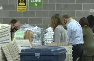 美媒:拜登获306张选举人票特朗普获232张