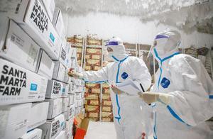 海关总署:与有冷链食品输华109国沟通磋商