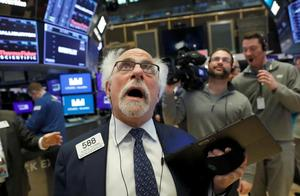 美股历史性一天:成交额前十竟有5只中概股