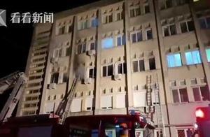 疑因电线短路 罗马尼亚新冠定点医院ICU火灾10死7伤