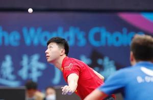 """马龙""""18连胜""""奥恰,樊振东力克林昀儒两人双双晋级男乒世界杯四强"""