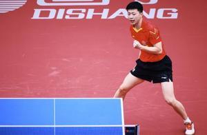 复仇!马龙4-3逆转日本小将张本智和,闯入男乒世界杯决赛