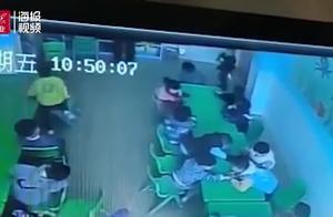安徽歙县幼师摔打男童致骨折 家长:希望打人者被终身禁教