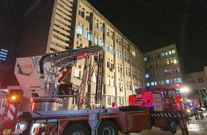罗马尼亚一家新冠定点医院起火致10人死7人伤