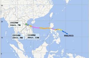 """台风""""环高""""减弱,海南环岛高铁恢复开行!但雨还会继续下"""