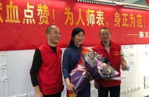 武汉 大学教授16年无偿献血超8万毫升 疫情期间也不间断