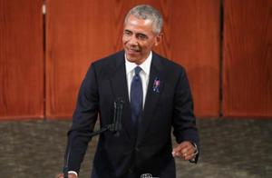 奥巴马否认会在美国新政府中任职 原因和妻子有关