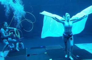"""《阿凡达2》:温斯莱特为打破阿汤哥的水下憋气纪录感到""""非常自豪"""""""