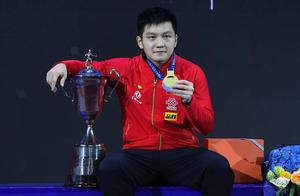 成就世界杯四冠王 樊振东已有国乒领军人风范