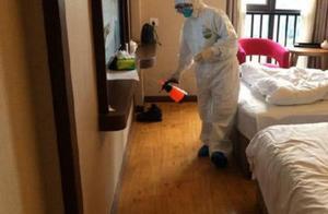 入住境外宾客中发现无症状感染者 四川锦江宾馆紧急停业