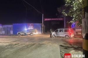 河南原阳6人被杀案追踪:警方封锁入村路口