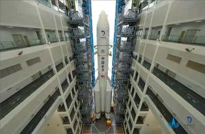 """""""胖五""""已就位!嫦娥五号探测器11月下旬择机发射"""