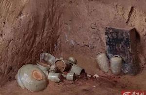 又一重要新发现!西安这个地方发现北宋晚期家族墓 出土罕见器物