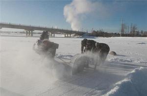 开始采冰造雪!黑龙江漠河打造北极冰雪盛宴