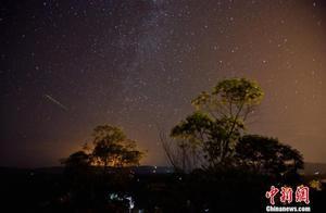 狮子座流星雨要来了!最佳观察时间是?如何才能看到它?